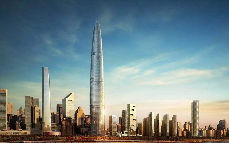 Cases Show Shanghai Beststeel Steel Structure Building
